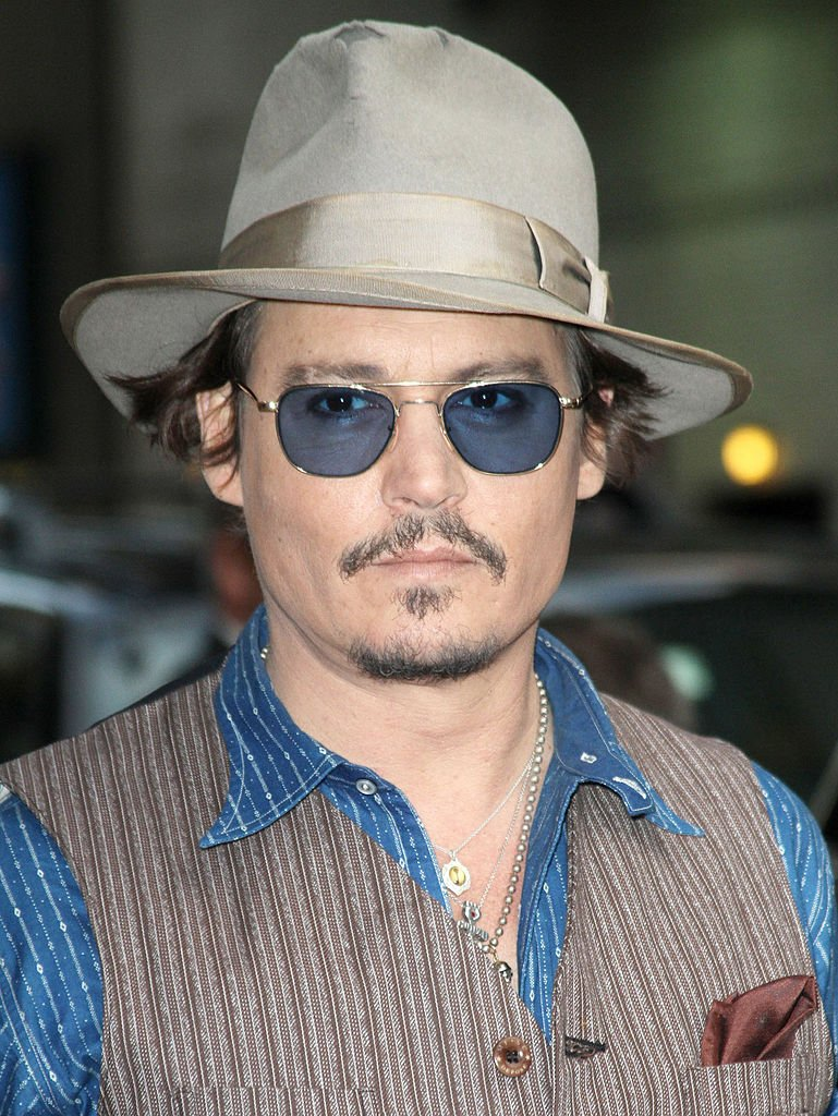 Johnny Depp en octobre 2011. Photo : Getty Images