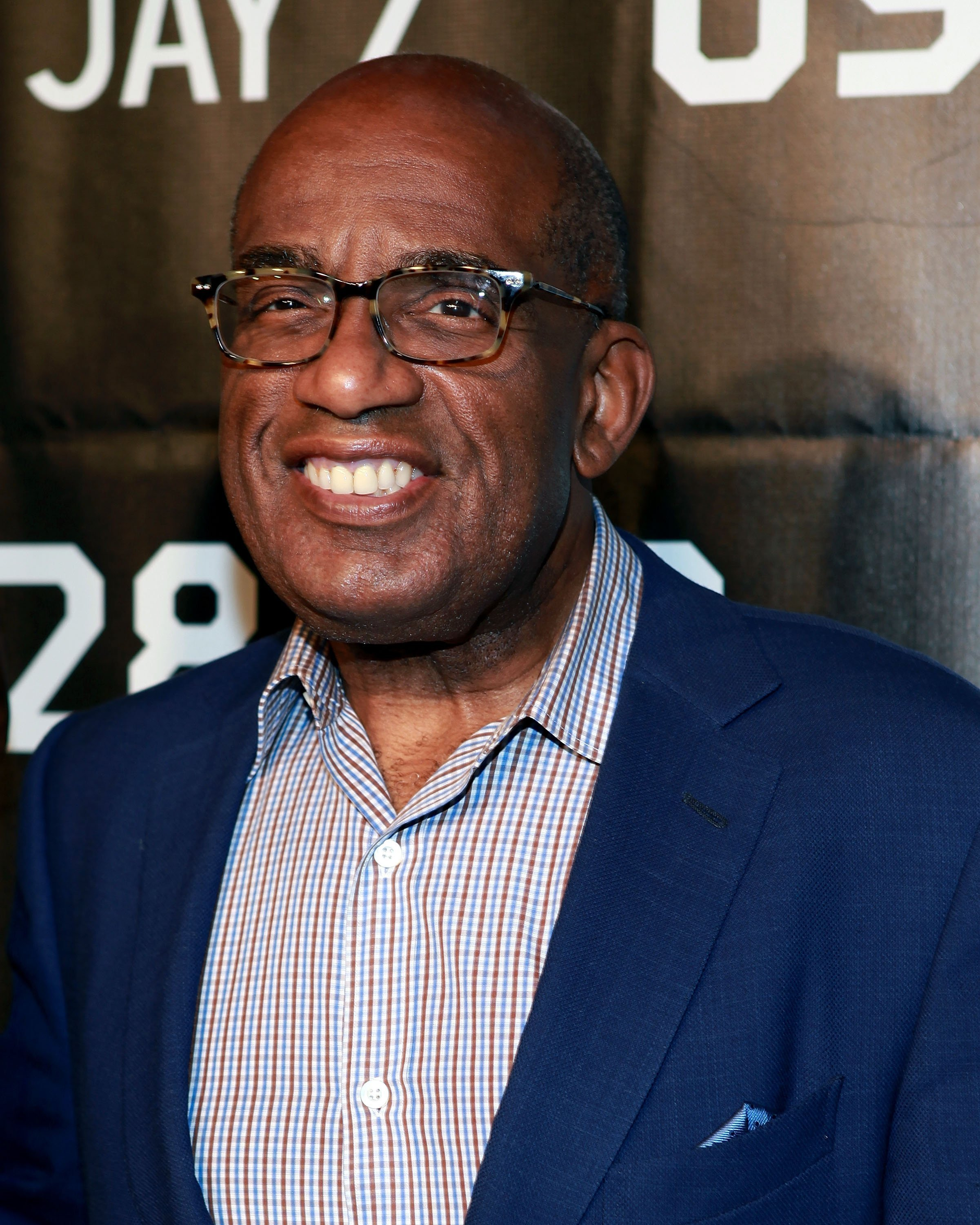 Al Roker attending Jay-Z's concert in 2012. | Photo: Getty Images