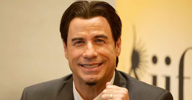 John Travolta Looks Classy Posing for Esquire Magazine in These Stunning Snaps