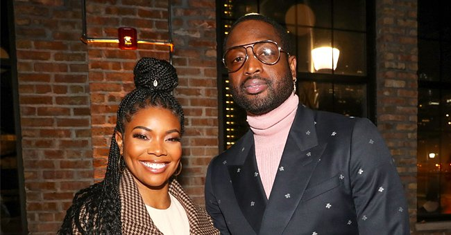 Gabrielle Union & Dwyane Wade's Daughter Kaavia Looks like a Model Posing in This Cool Outfit
