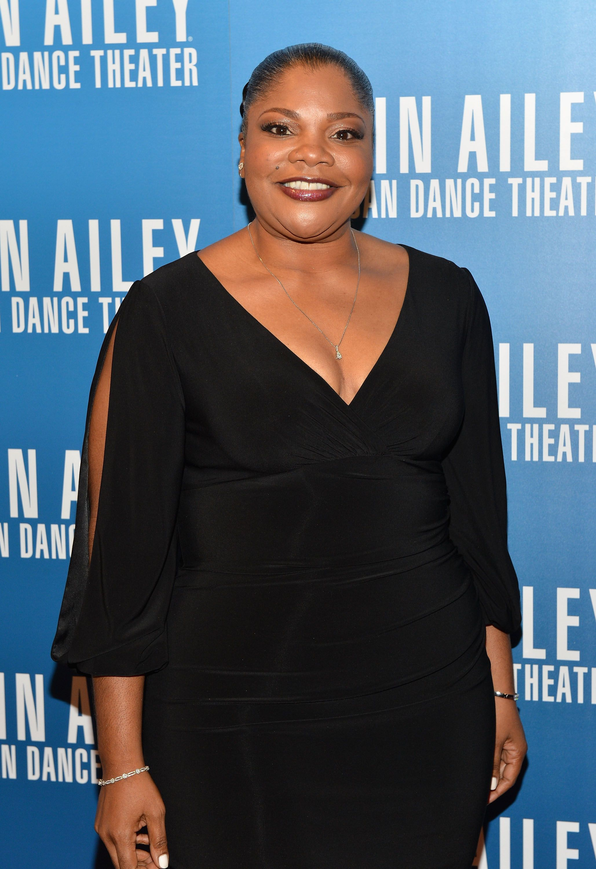 Mo'Nique at the Alvin Ailey American Dance Theater Opening Night Gala at New York City Center on November 28, 2012 | Photo: Getty Images