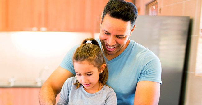 Story of the Day: Man Cuts Daughters' Hair Really Short as He Was Not Prepared to Deal with It