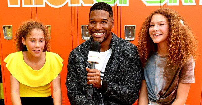 Michael Strahan's Daughter Sophia Shows Love to Twin Sister Isabella by Sharing Throwback Photos
