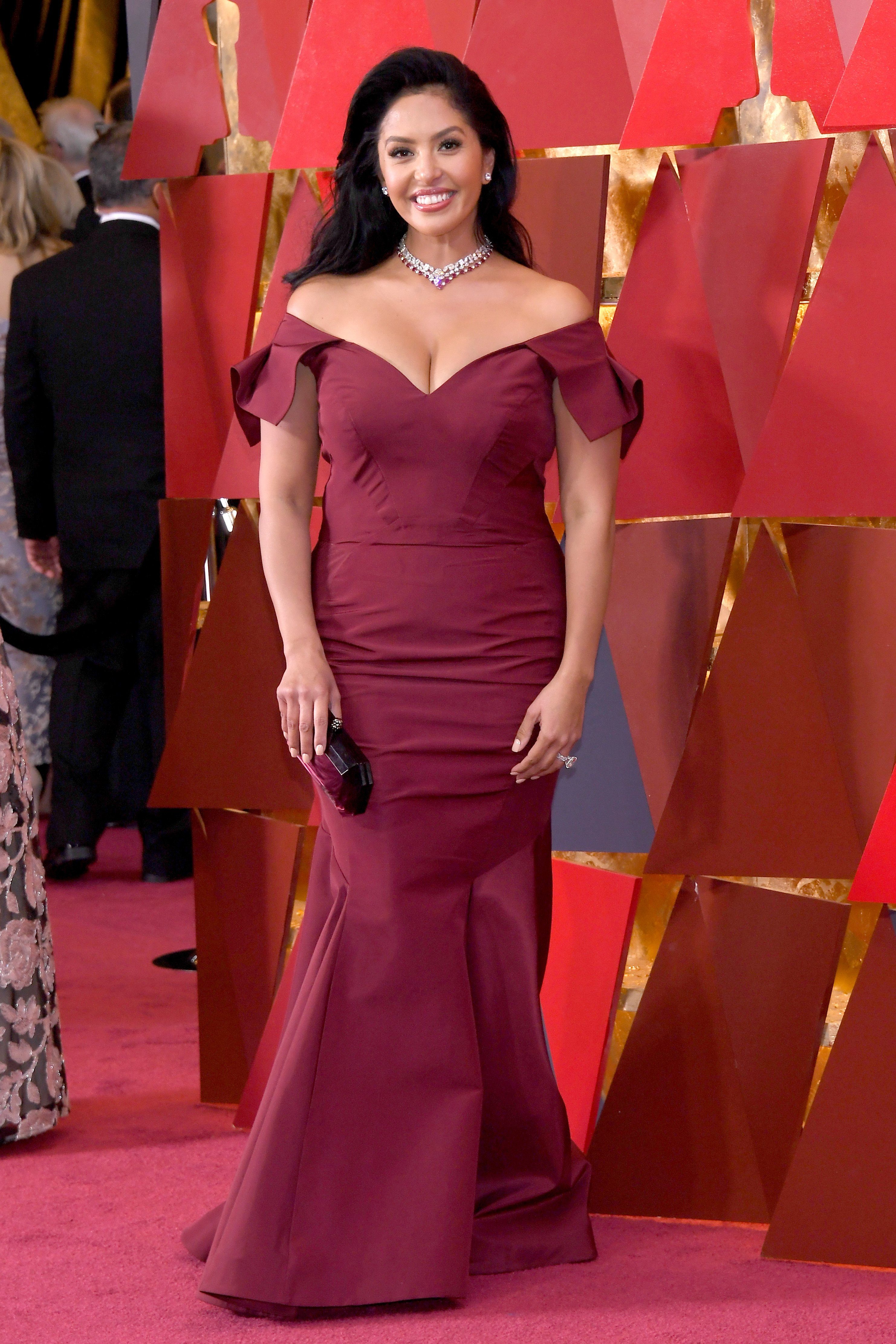 Vanessa Laine Bryant poses at the 90th Annual Academy Awards on March 4, 2018 in Hollywood, California. | Source: Getty Images