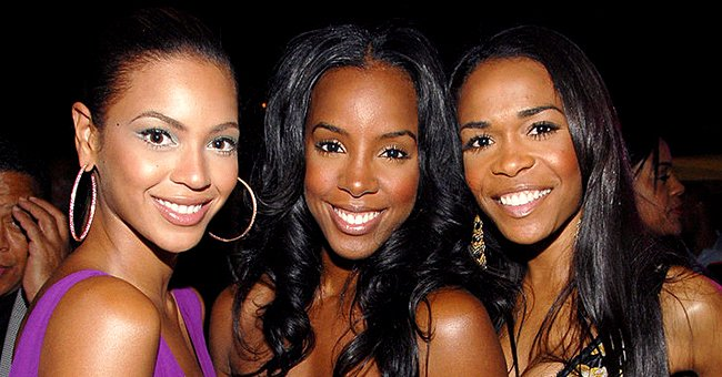 'Destiny's Child's Kelly Rowland Says Co-members Beyoncé & Michelle Have Met Her Newborn Son