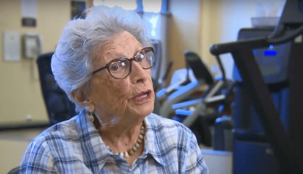 Bernice Bloch en entrevista con Ozarks FOX AM. | Imagen: YouTube/KOLR10 News