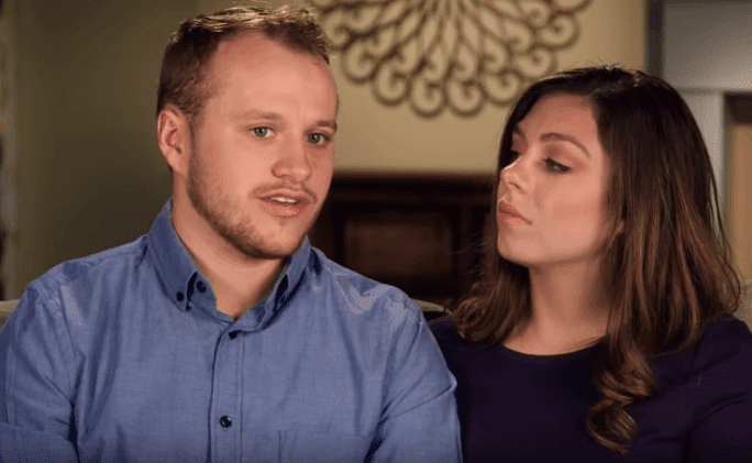 Josiah and Lauren Duggar opening up about their loss | Photo: TLC