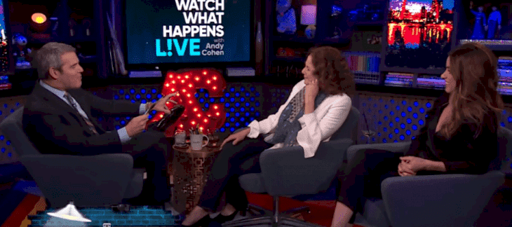 Source: YouTube/Watch What Happens Live with Andy Cohen
