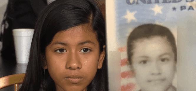 Julia Medina's passport photo   Photo: NBC 7