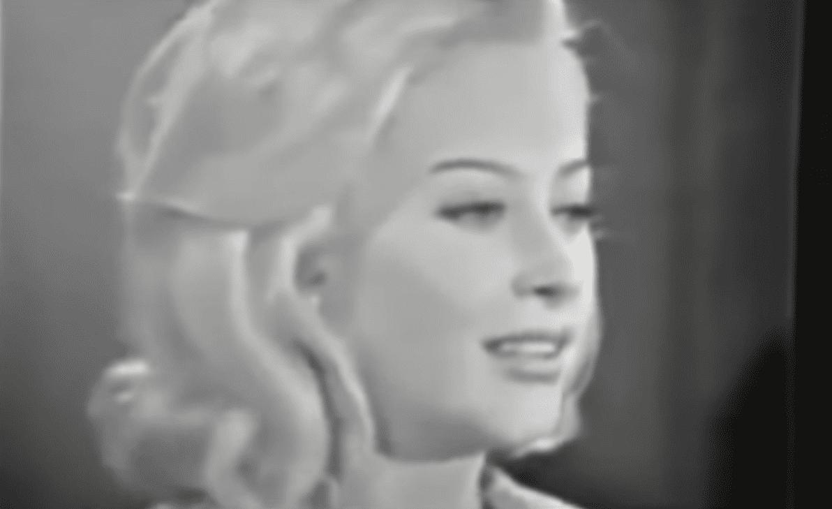 Fanny Caro.   Imagen: YouTube/Imagen Entretenimiento