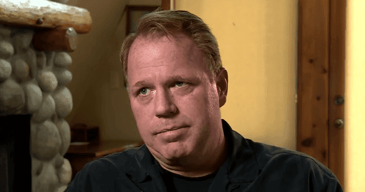Thomas Markle Jr. during an interview with Inside Edition | Photo: Inside Edition
