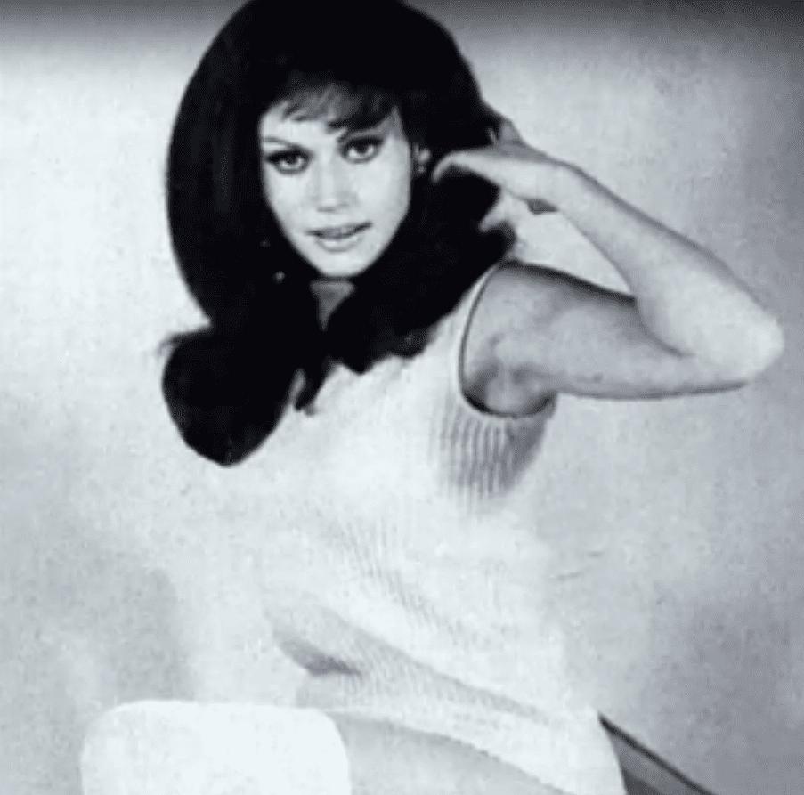 La actriz mexicana Ana Bertha Lepe. | Imagen: YouTube/ai.pictures Español