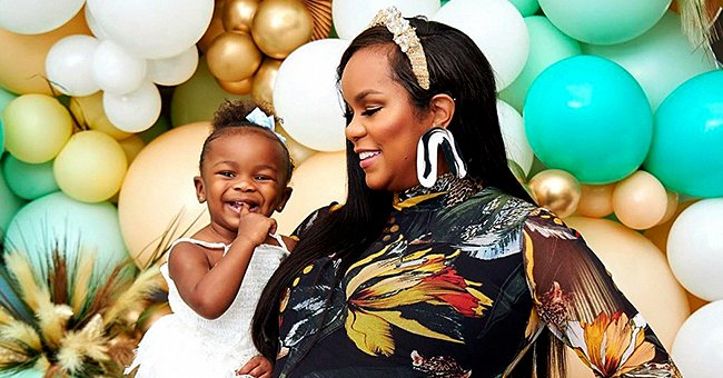 See How LeToya Luckett Celebrated Her Baby Shower With Family Amid the COVID-19 Quarantine