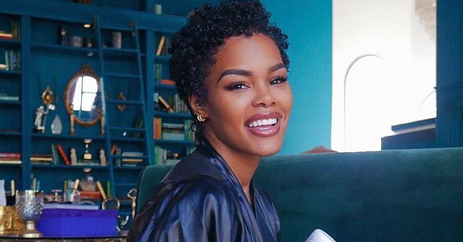 Teyana Taylor Cannot Help but Show Her Abs as She Takes Care of Her Kids in Family Photos