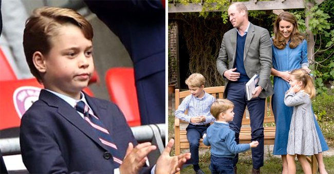 Closer Weekly: Royal Insider Reveals Prince George's Character Traits & Broad Spectrum of Interests