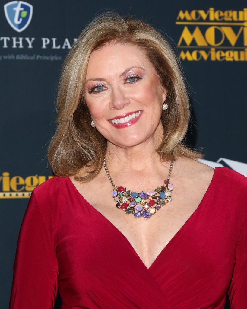 Nancy Stafford attends the 28th Annual Movieguide Awards Gala at Avalon Theater on January 24, 2020 | Photo: Getty Images