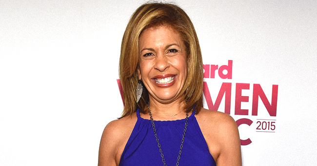 Hoda Kotb Enjoys the Sun with Her Adopted Daughters While on Maternity Leave (Photo)
