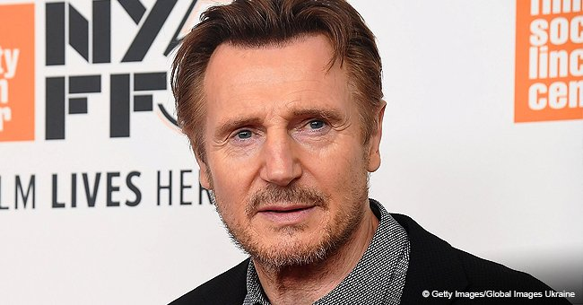 Fans of 'Men in Black' want Liam Neeson digitally removed from the movie after racist comments
