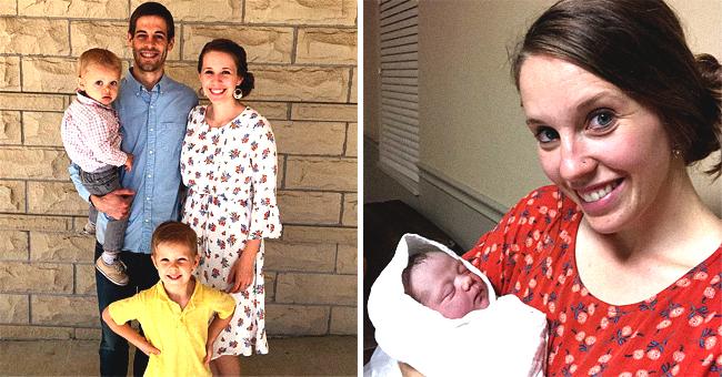 Jill Duggar Meets Sister Jessa's Newborn Daughter (Photos)