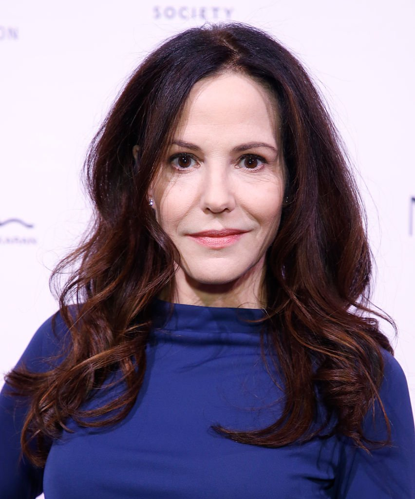 Mary Louise Parker attends The David Lynch Foundation's Women of Vision Benefit luncheon on December 03, 2019 | Photo: Getty Images