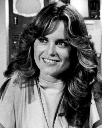 """Heather Menzies as Jessica 6 from the short-lived television program """"Logan's Run."""" 