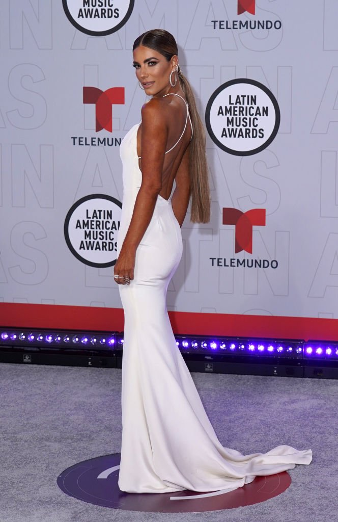 Gaby Espino en la sexta edición de los Latin American Music Awards. | Foto: Getty Images