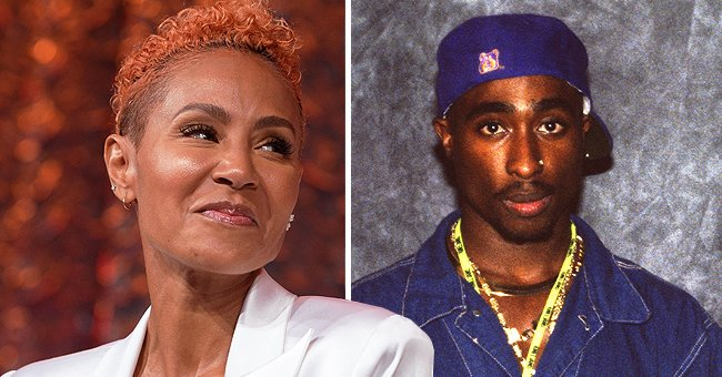 Jada Pinkett-Smith Posts Touching Tribute to Tupac on What Would Have Been His 49th Birthday