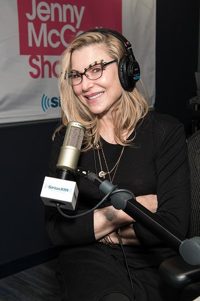 Tatum O'Neal visits SiriusXM Studios on March 28, 2018 in New York City | Photo: Getty Images