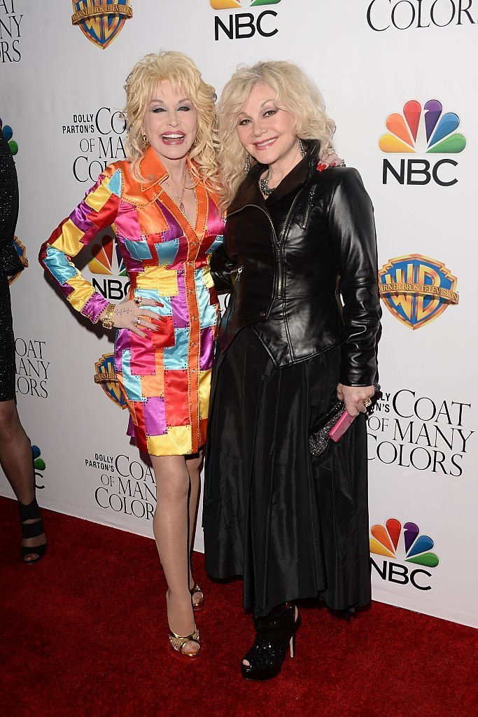 Sisters Dolly and Stella Parton. I Image: Getty Images.