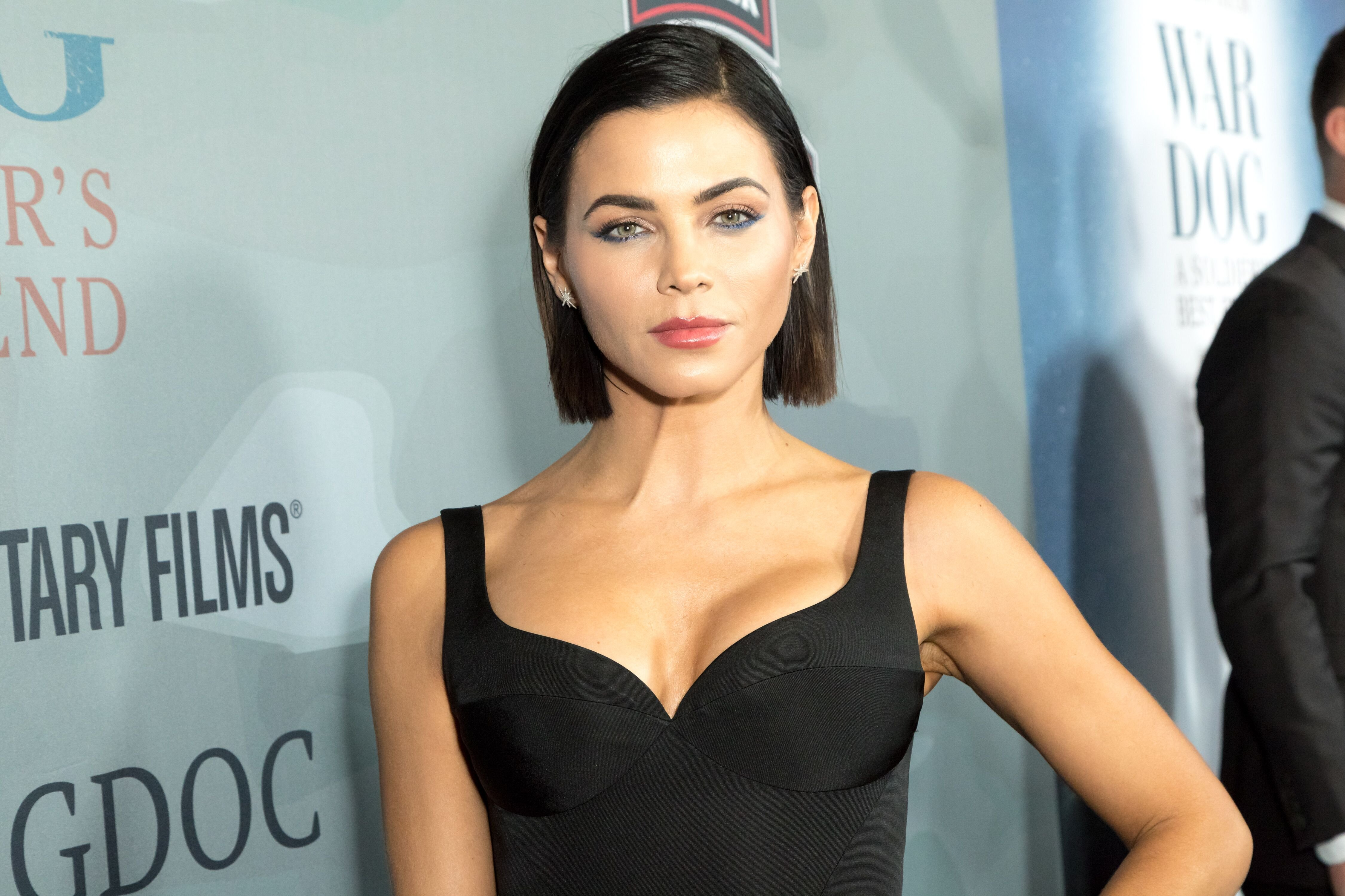 "Actress Jenna Dewan Tatum attends the Premiere Of ""War Dog: A Soldier's Best Friend"" at The Directors Guild Of America on November 6, 2017 in Los Angeles, California 
