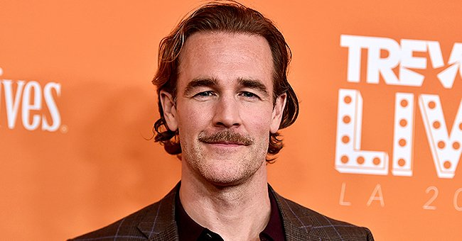 James Van Der Beek Gushes about Learning from 8-Year-Old Son Joshua on the Boy's Birthday