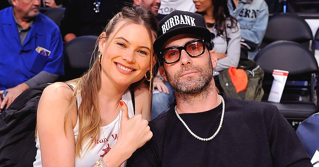 Adam Levine's Wife Behati Prinsloo Responds to Pregnancy Speculation after Recent Photo Sparked Rumors