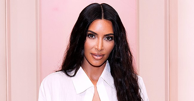 Kim K Reveals Her Closet Filled with Rows of Designer Bags & Shoes While Promoting SKIMS Cozy Collection