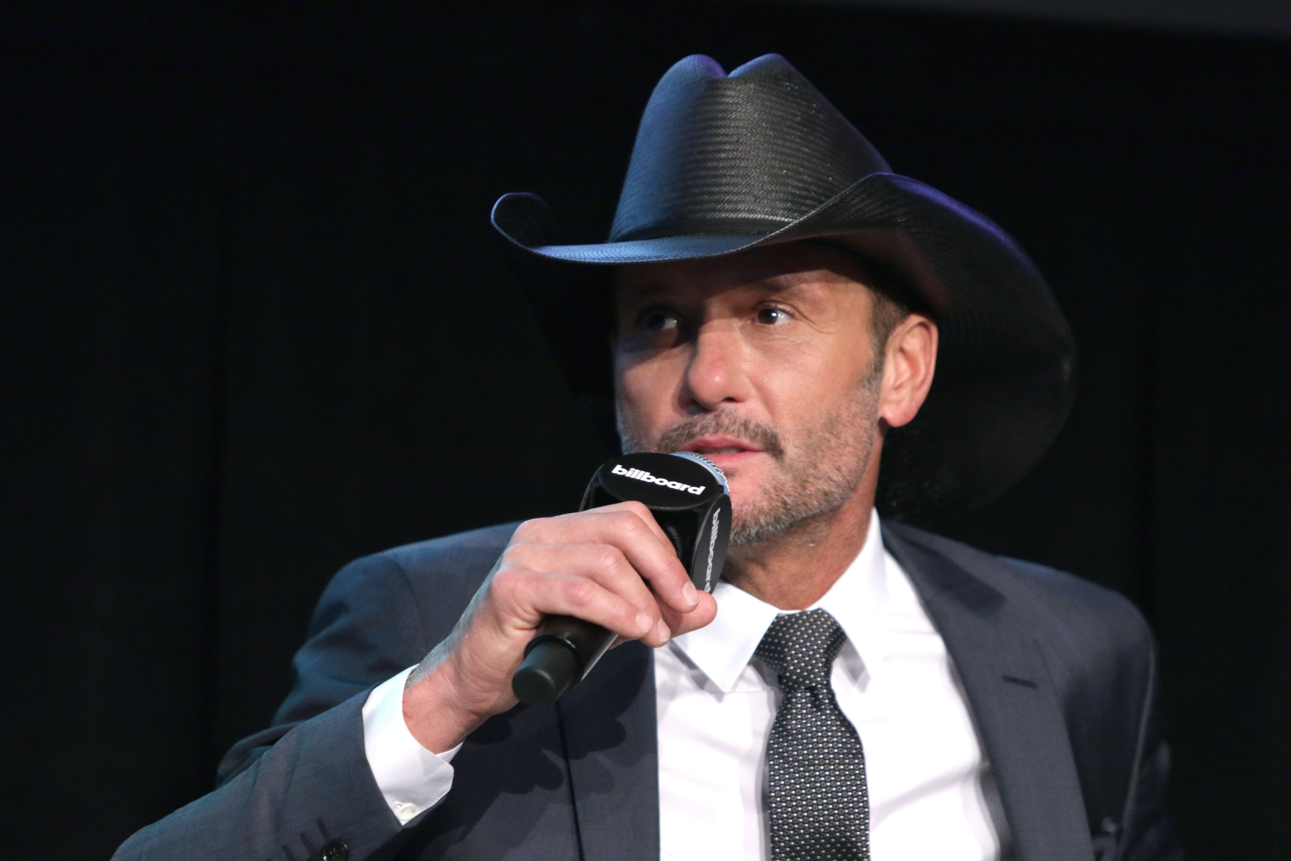 Tim McGraw during the Billboard 2017 Touring Conference - Legends Of Live: Tim McGraw And Faith Hills on November 14, 2017. | Photo: GettyImages
