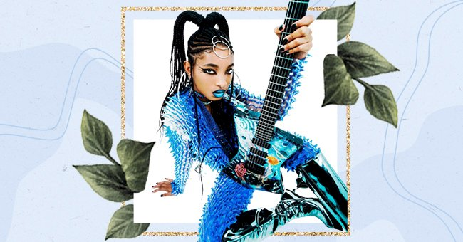 A Look At Willow Smith's Pop-Punk Era Through Her New Single