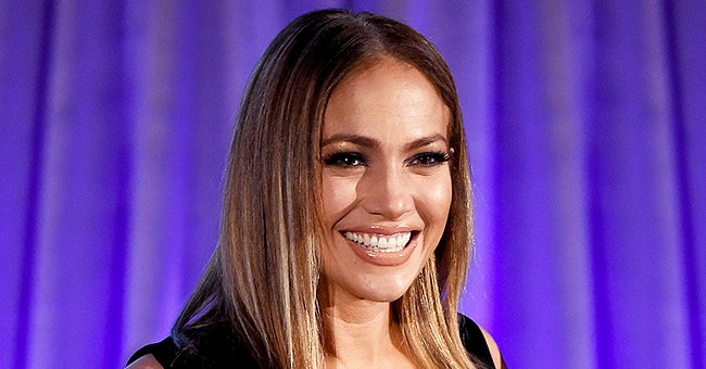 Jennifer Lopez Snuggles with Her Twins While They Do Homework in Photo Days after Oscars Snub