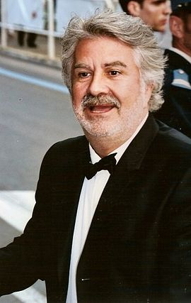 Roland Magdane au festival de Cannes 2005. Photo : Wikipedia