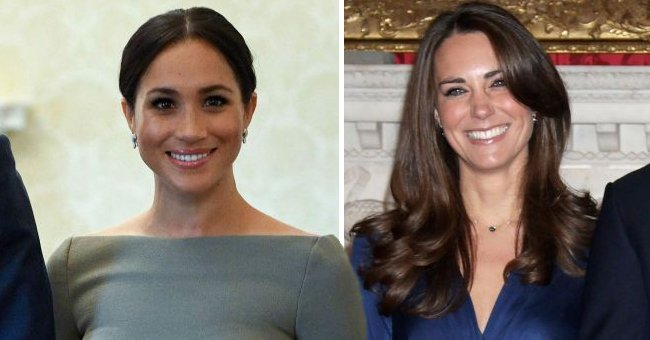 Meghan Markle Addresses Rumors about Feud with Kate Middleton Ahead of Her Wedding Day in 2018