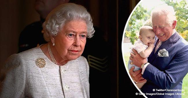 Le prince Louis aurait dû naître sans titres royaux, mais grand-mère est intervenue