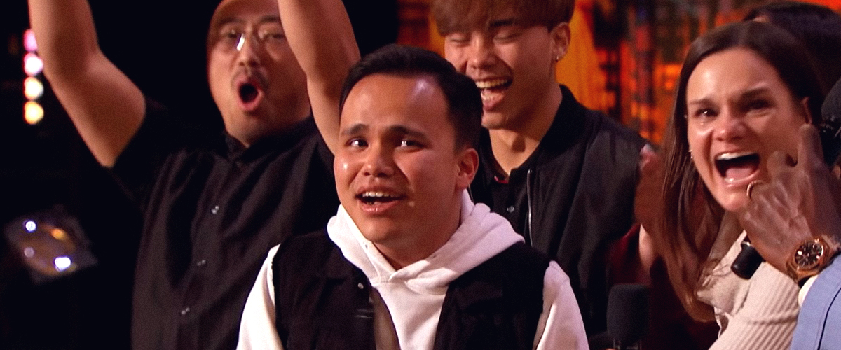 AGT' Kodi Lee Reacts to His Sudden Golden Buzzer Moment, Saying He Expected It