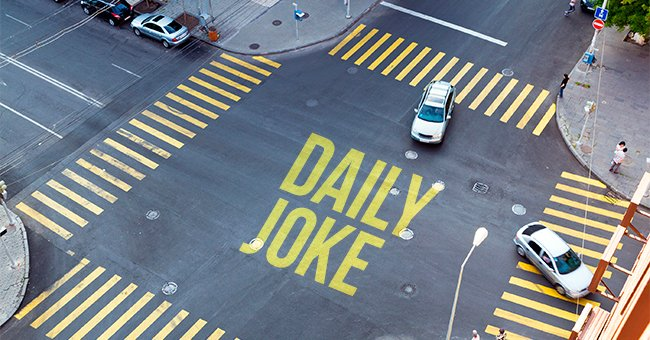 Daily Joke: Statistics Student Always Drives Fast through Intersections