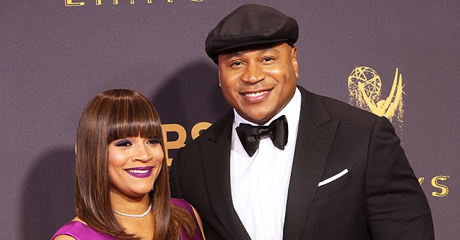 LL Cool J's Wife Simone Shares Photo of Daughter Italia in a Wedding Dress on Her 4th Anniversary