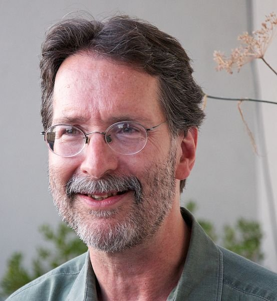 Brian Doyle in 2012. | Source: Wikimedia Commons