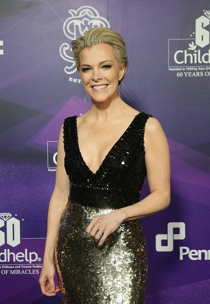 Megyn Kelly at the Childhelp's 15th annual Drive The Dream Gala on February 02, 2019 | Photo: Getty Images