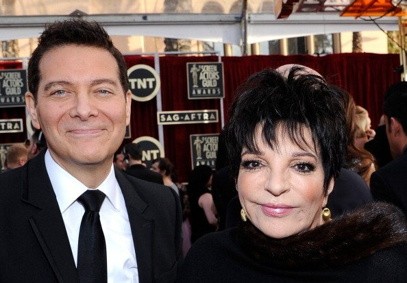 Michael Feinstein and Liza Minnelli at The Shrine Auditorium on January 18, 2014 in Los Angeles, California | Photo: Getty Images