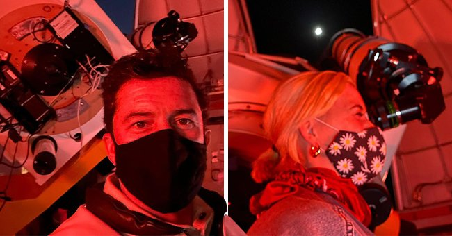 Orlando Bloom and Katy Perry Enjoy Romantic Night of Stargazing to See 'The Great Conjunction'