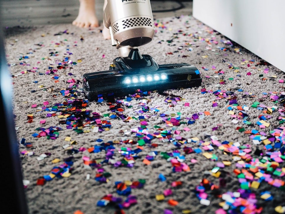 Cleaning up | Source: Unsplash