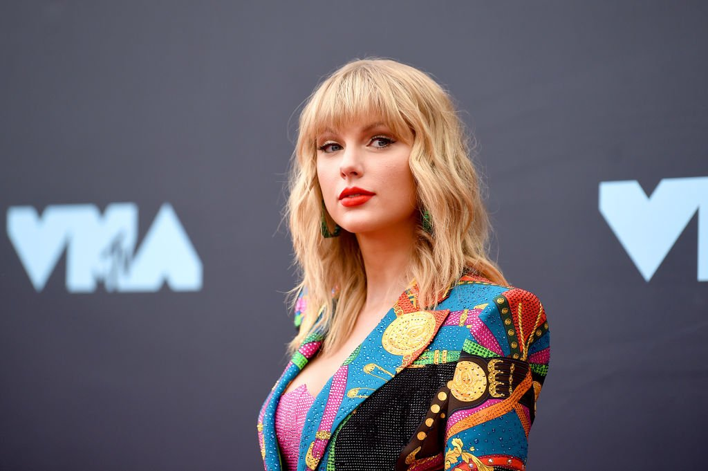 Taylor Swift at the 2019 MTV Video Music Awards at Prudential Center on August 26, 2019 | Photo: Getty Images