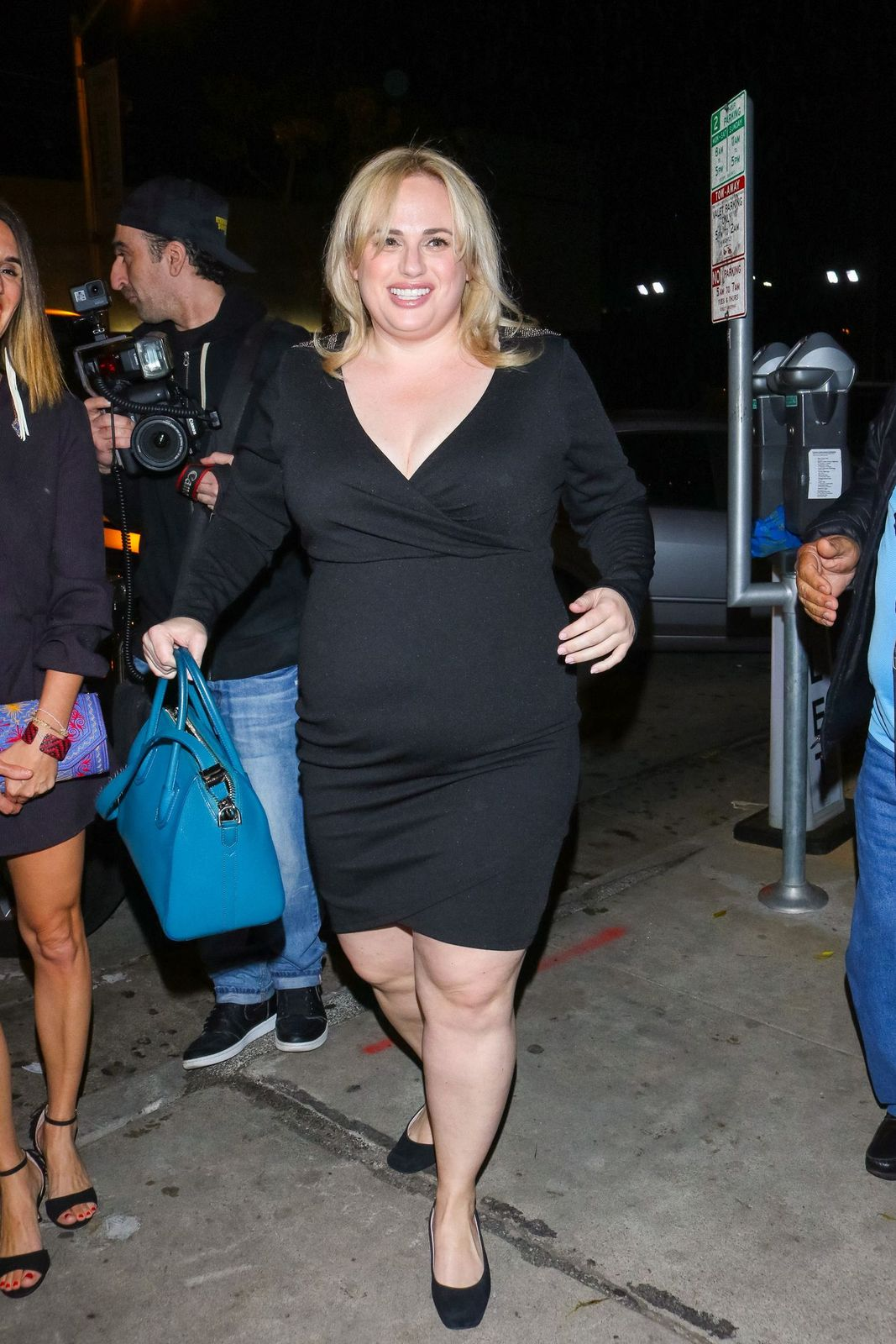 Rebel Wilson is seen on February 25, 2020, in Los Angeles, California | Photo: TM/Bauer-Griffin/GC Images/Getty Images