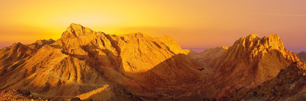 Monte Sinaí.| Fuente: Shutterstock